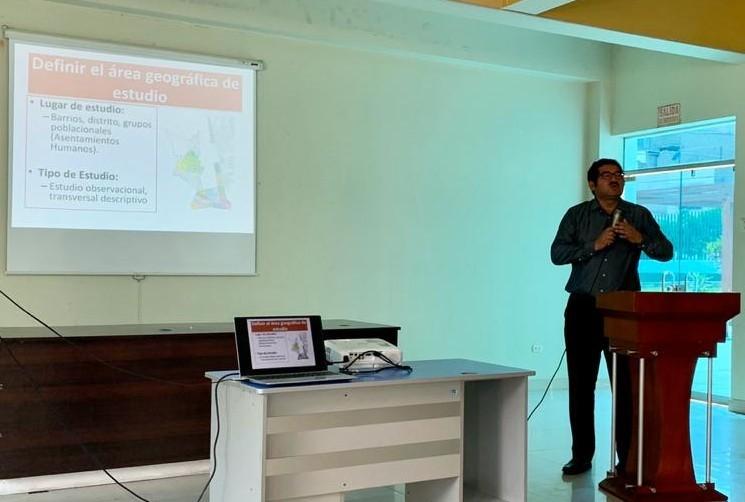 Docentes FAVEZ – UPCH participaron en capacitación en estimación de población ce canes organizada por el Ministerio de Salud