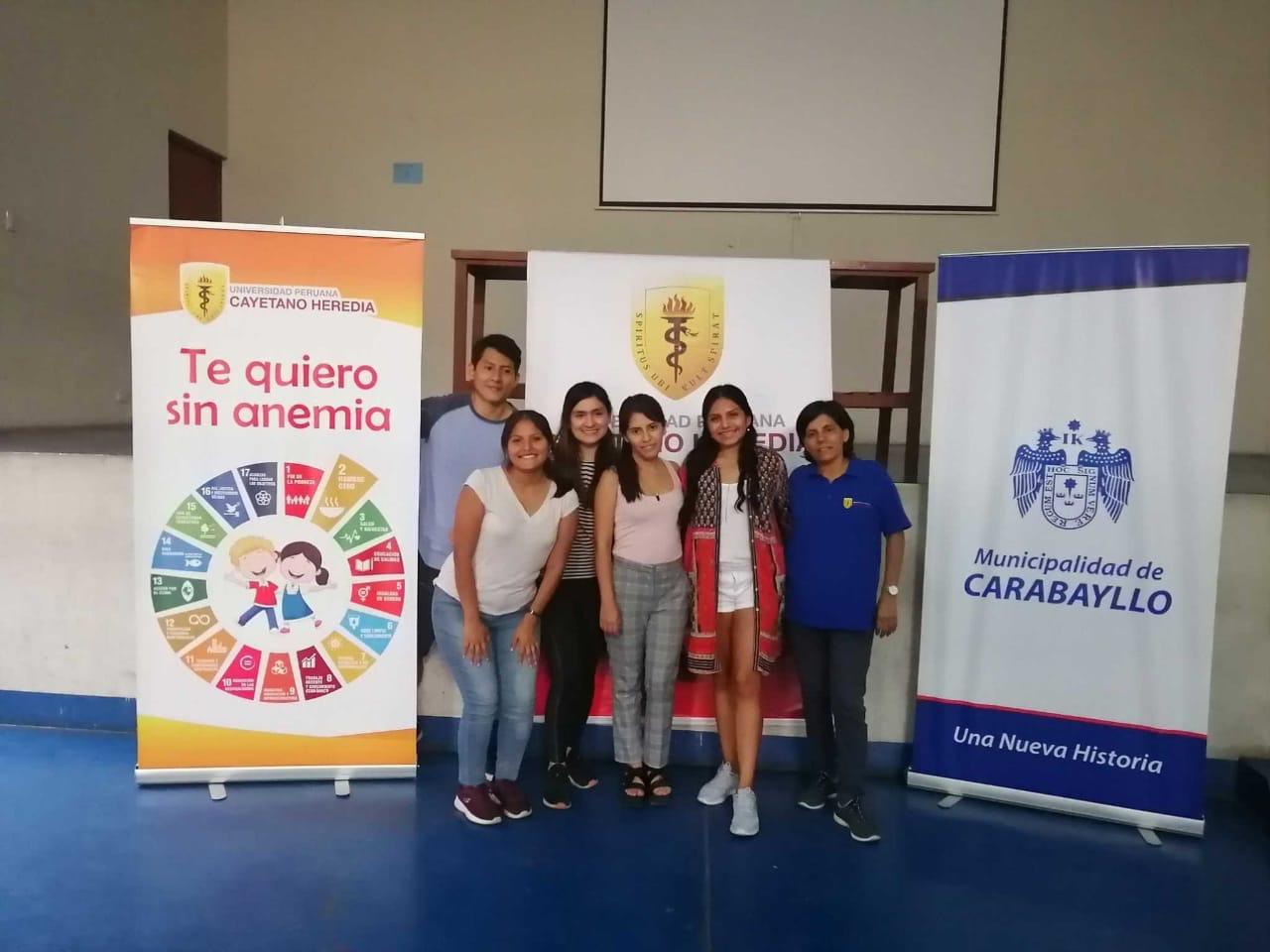 SAPUVET-PERU en capacitación de Actores Sociales para el cumplimiento de la  Meta 4 del Ministerio de Salud en el distrito de Carabayllo